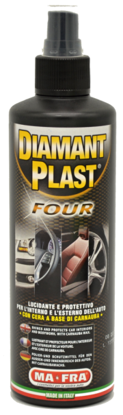 MFH0054 Mafra Diamant plast four 250ml Auto Petr